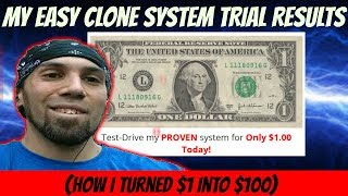 Easy Clone System | Easy Clone System Trial Results | Easy Clone System