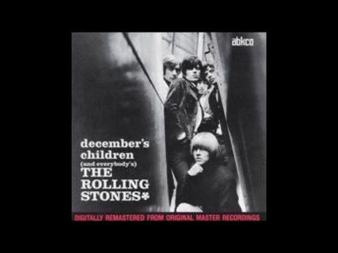"The Rolling Stones - ""As Tears Go By"" (December"