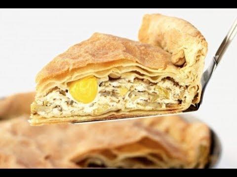Torta Pasqualina Con I Carciofi La Ricetta Di Salepepe Youtube