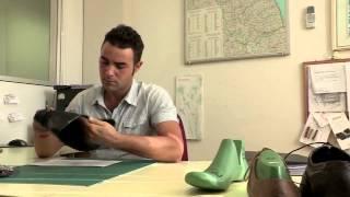 Goretti, Italian Shoe & Fashion Design Studio - Fashion & Beauty TV