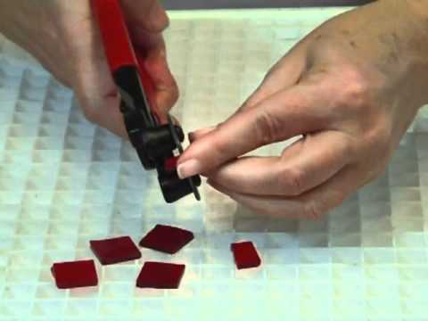 How to Use Wheeled Glass Nippers