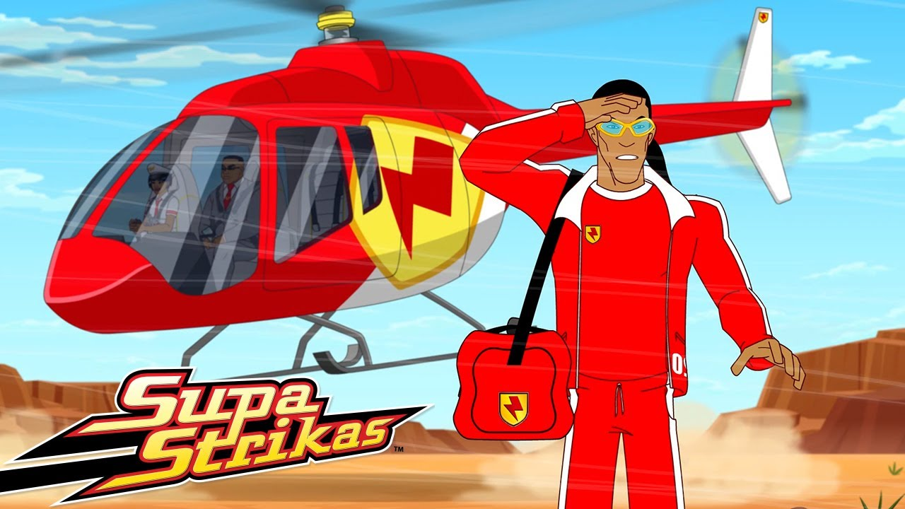 Download BRAND NEW Supa Strikas - Season 7! - Mind Over Matador! | Soccer Cartoon For Kids