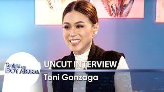 Download lagu Toni Gonzaga   TWBA Uncut Interview