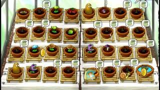 Zen Garden 32 New Plants, Batch 3, Plants vs Zombies, All Earned Thru Games