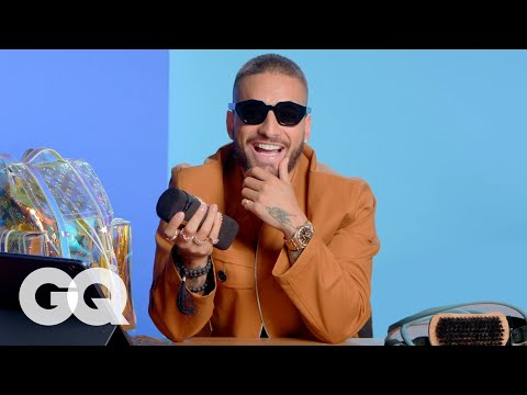 10 Things Maluma Can't Live Without | GQ