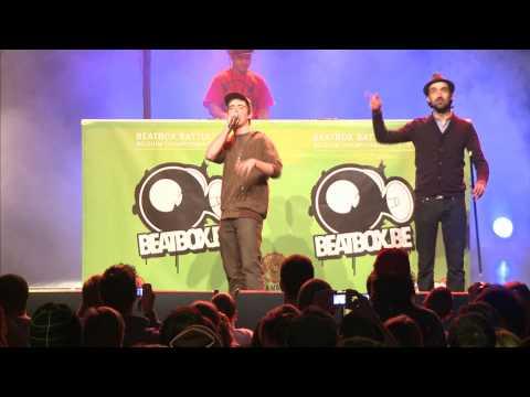 Monsieur Maurice Vs Killa Mahanie - Belgium Beatbox Battle 2010 - Quarterfinal - BBB³TV