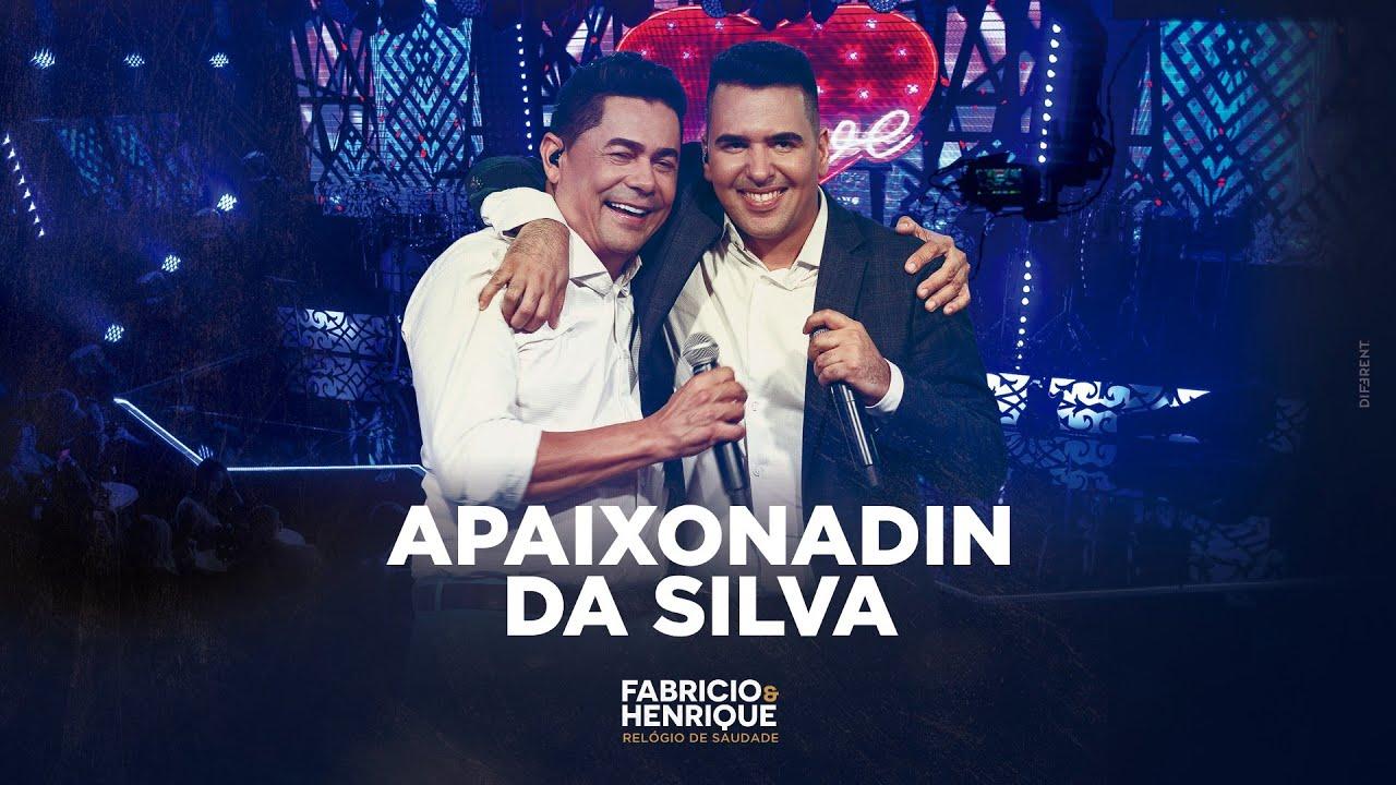 Fabricio e Henrique - APAIXONADIN DA SILVA (Vídeo Oficial)