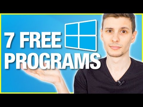 Top 7 Free Windows Programs (You Need Right Now)