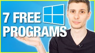 Top 7 Free Windows Programs (You Need Right Now) thumbnail