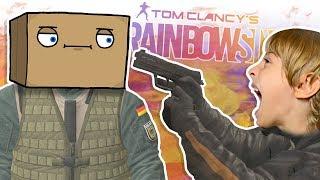 When KIDS Play Rainbow Six Siege