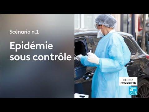 """L'épidémie de Covid-19 """"est contrôlée"""" en France selon le conseil scientifique"""