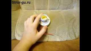 Датчик движения - китайские патроны для включения лампочки по хлопку(Данное видео является частью статьи stroi-gu.ru/датчик-движения/ Советую её почитать! Остальные видео из этой..., 2013-08-19T09:09:48.000Z)