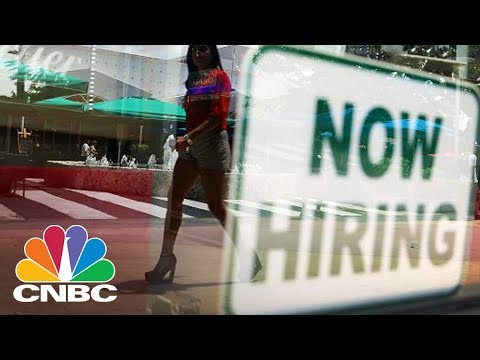 Unemployment Rate Lowest Since May 2001, May Non-Farm Jobs Up 138K | Squawk Box | CNBC