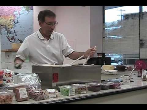 Chocolate Demonstration Barry Callebaut Part 1