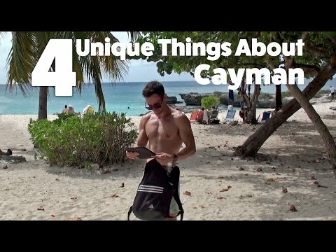4 Unique Things About Grand Cayman | Cayman Islands