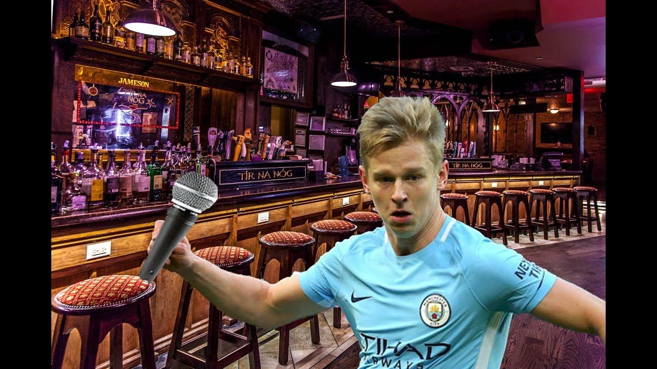 Zinchenko's rap video | Bluemoon - the leading Manchester City forum