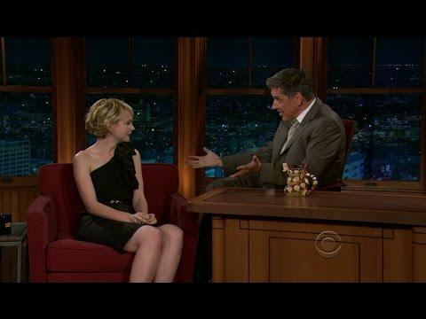 Late Late Show with Craig Ferguson 10/1/2010 Carey Mulligan, Marc Maron