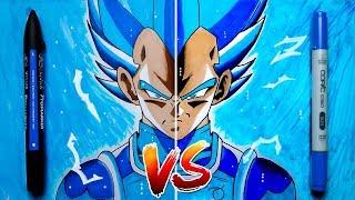 COPIC VS PROMARKER ! Qui est le meilleur ?