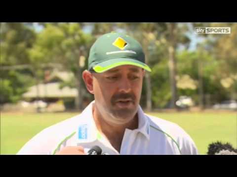 Ashes: Darren Lehmann warns Australia about sledging England over Jonathan Trott's illness