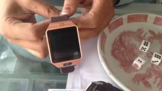 Repeat youtube video นาฬิกา2รูปแบบจับเสียงไฮโล 0898276455อ้อมชลบุรี