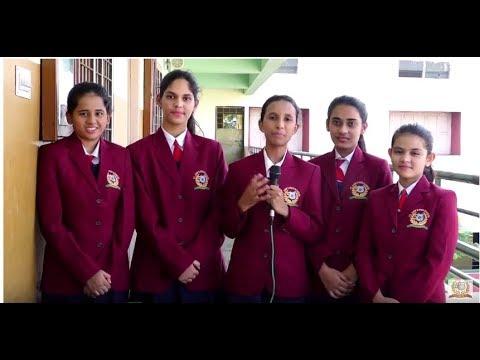 School annual report 2017-18 St.Ann's Girls High School,Vijayanagar Colony, Hyderabad