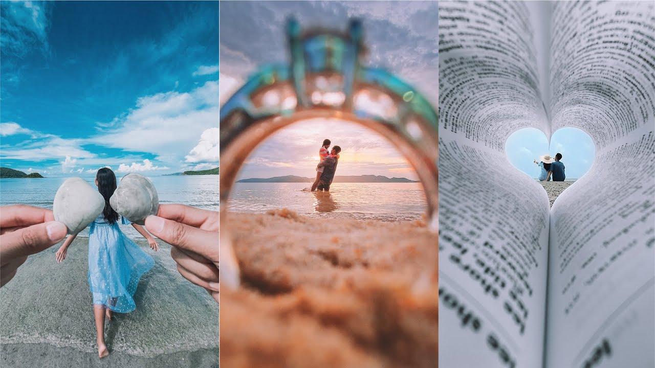 10 Amazing Creative Beach Phone Photography Ideas Easy To Try Youtube