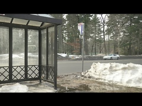 PVTA's new plan for clearing snow from certain bus stops