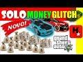 GTA 5 Online SOLO Money Glitch DUPLICAR CARROS   Glitch Dinheiro SOLO Money Glitch PS4/X1/PC