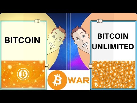What Is Bitcoin Core And Bitcoin Unlimited ? Don't Panic Stay Calm