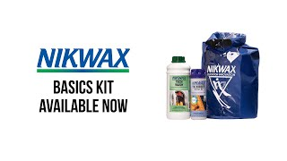 Nikwax - Basics Kit