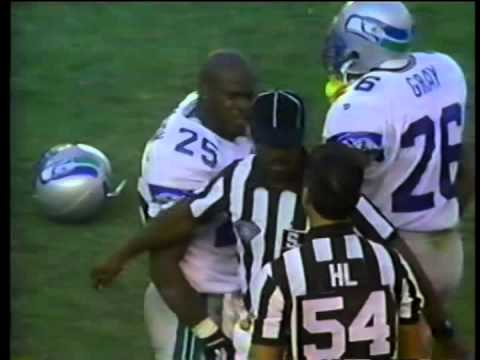 Seahawks vs. Chargers, 1994