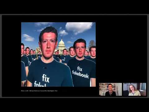 """Chatting the Pictures: Zuckerberg Troll Army, Syria Gas Attack; Michael Cohen """"and Friends."""""""