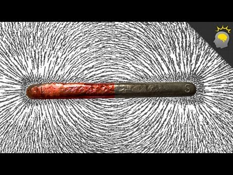 The Science Behind Magnets: How do they Work? - Stuff to Blow Your Kids Mind #2