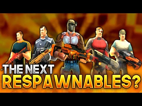 THE NEXT RESPAWNABLES!? - New FPS Game