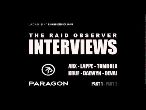 The Raid Observer Interviews DREAM Paragon, Part 1