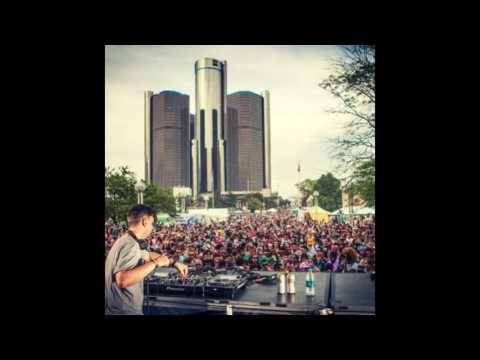 Bonobo (DJ Set) @ MOOG Stage, Movement Festival 2014 Detroit (26.05.2014)