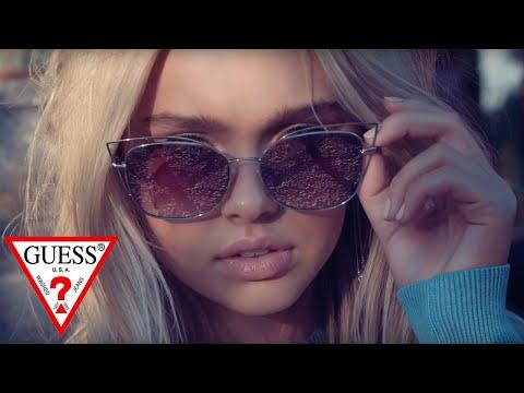 GUESS Eyewear Fall '17 Campaign