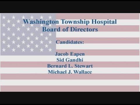 Washington Township Hospital Board of Directors Forum