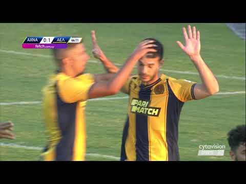 Ethnikos Achnas AEL Limassol Goals And Highlights