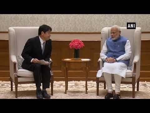 PM Modi meets