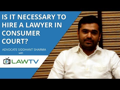 Indian Kanoon - Is it necessary to hire a lawyer at Consumer Court? - LawRato