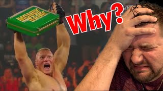 TERRIBLE ENDING to WWE MITB! Full Show Results, Reactions and Review Money in the Bank 2019
