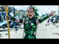 POWER RANGERS All Trailer Movie Clips 2017