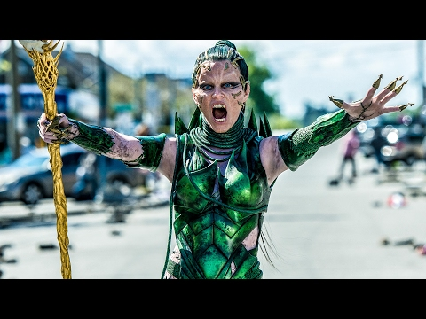 Thumbnail: POWER RANGERS All Trailer + Movie Clips (2017)