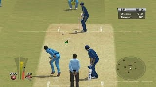Brian Lara International Cricket 2005 PC Gameplay | 1080p