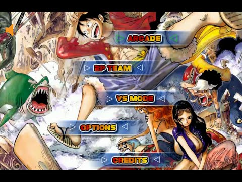 One Piece Hot Fight 0.7 - Arcade - Playthrough