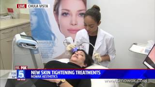 New Skin Tightening Treatment Exilis Ultra Face