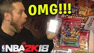 You won't BELIEVE what I packed! NBA 2K18