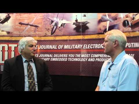 AUVSI 2013 - Interview with LynuxWorks, Robert Day