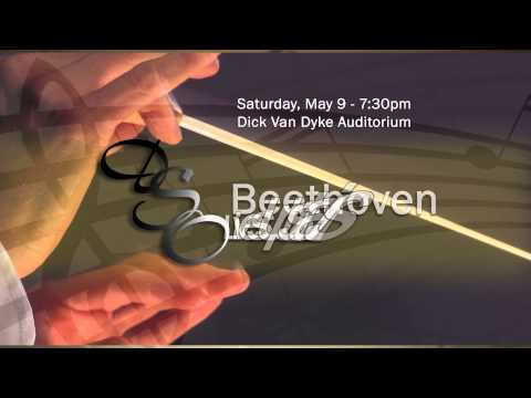 DSO Beethoven Lives Upstairs